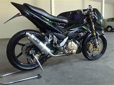 Spakbor Belakang Satria Fu Variasi by All About My Modifications Satria Fu 150 2006