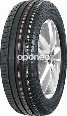 large choice of continental contiecocontact 3 tyres
