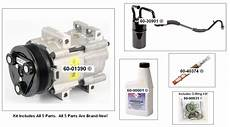 automotive air conditioning repair 1996 ford taurus engine control 1996 2000 ford taurus ac a c compressor kit ebay