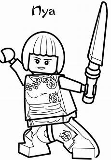 30 free printable lego ninjago coloring pages