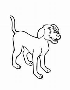 hunde ausmalbilder zum drucken malvorlage gratis