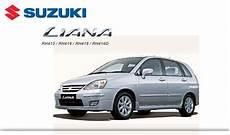 suzuki liana rh413 rh416 rh418 rh414d factory service