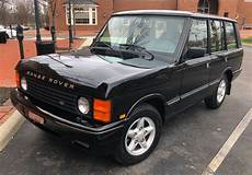 52k Mile 1995 Land Rover Range Rover Classic For Sale On