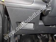 obd2 connector location in seat ibiza 2002 2008 outils