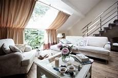 wohnzimmer dachschr 228 ge gardinen vorh 228 nge sichtschutz ideen