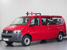 gebrauchte transporter günstig kaufen volkswagen t5 transporter t5 2 0 tdi lang 9 sitzer