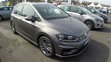 Vw Volkswagen Golf Sportsvan Allstar R Line Look