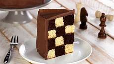 Chessboard Cake Recipe For A Creative Dessert On Special