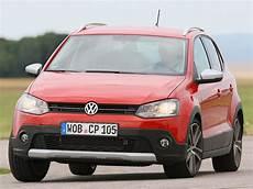 Cross Polo Jahreswagen - vw crosspolo 1 6 tdi im einzeltest autozeitung de