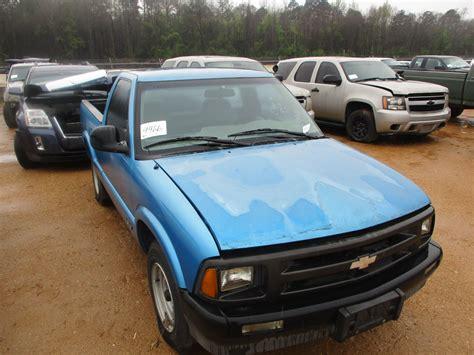 Chevrolet S10 Vin Decoder