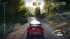 wrc 7 xbox one x gameplay