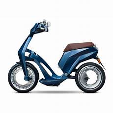 Ujet Electric Moped Scooter 2019