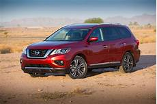 2017 Nissan Pathfinder Reviews And Rating Motor Trend