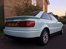 1995 audi 80 coupe 2 8 quattro manual colour