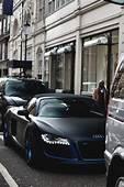 Audi R8 Love The Matte Black  My Dream Car Auddi