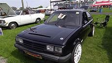 1983 Opel Kadett D Gte