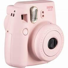 fujifilm pink instax mini 8 fujifilm instax mini 8 instant pink 16273415 b h