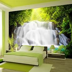 Wallpaper Arcadian Waterfall 3d Wallpaper Murals Uk