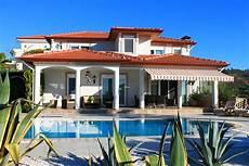 villa mit privaten pool zu mieten in alanya