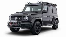 Brabus Adventure The Modded G Class For Roading