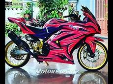 Modifikasi 250 Jari Jari by Modifikasi Kawasaki 250 Jari Jari Ban Cacing Part 1
