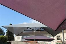 parasol professionnel en toile micro perfor 233 e quels