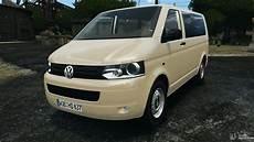 volkswagen t5 facelift for gta 4