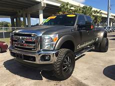 Ford F350 Lariat Duty Dually Crew Cab 4 215 4 For Sale