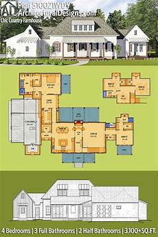 minecraft house floor plans plan 510021wdy chic country farmhouse architectural