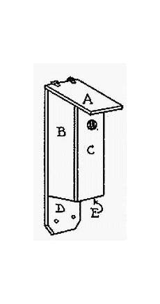 woodpecker bird house plans build a woodpecker house