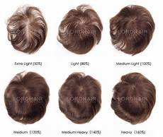 Hair Thick Density hair density custom options
