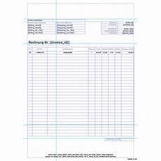 invoice pdf pro standard rechnungstemplate aromicon agentur
