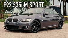 Bmw 3 Series E92 335i Review 0 60 Mph Turbo Coupe 0