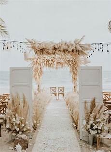 This Beachy Boho Wedding At Sanctuary Ho Tram Is Like A Royal Mermaid Affair