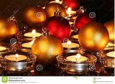 candele natale ornamenti di natale candele immagine stock immagine