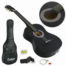 beginner acoustic guitars zeny 38 inches dreadnought acoustic guitar black beginner starter student guitar ebay