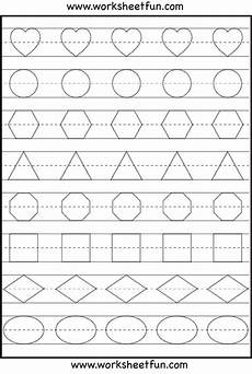 tracing worksheets 20432 shape tracing letters more lots of preschool tracing practice sheets busy bees