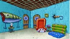 Gambar Rumah Spongebob Squidward Dan Di Bottom