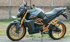 Modifikasi Fighter by 15 Gallery Modification Yamaha Byson Fighter 2015