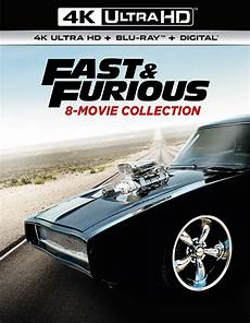 Fast An The Furious 8 - fast furious 8 collection includes digital copy