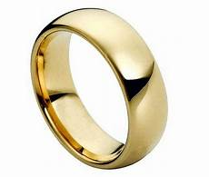 black tungsten carbide wedding band ring mens jewelry comfort fit classic dome ebay