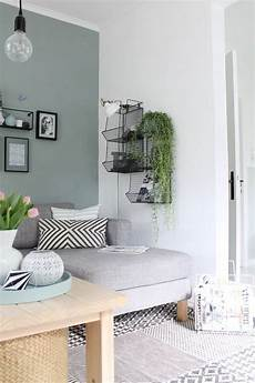 wohnzimmer grün streichen gr 252 n an der wand idee 235 n voor het huis farbgestaltung