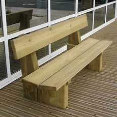 Banc Bois Laon Benches Stools And Coffee Tables