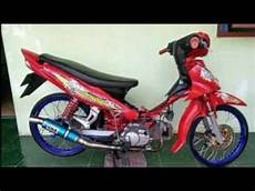 Modif Jupiter Z Standar by Modifikasi Jupiter Z Standar Indo Look Road Race