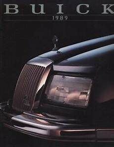 books about how cars work 1989 buick riviera electronic valve timing 1989 buick 94 page sales brochure book riviera electra reatta lesabre skyhawk ebay