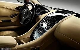 Aston Martin Launch The New 183mph Supercar Vanquish
