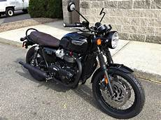 2018 Triumph T120 Best New Cars For 2018