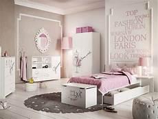 Jugendzimmer Wandgestaltung Farbe Mädchen - kinderzimmer wandgestaltung ideen maedchen creme rosa
