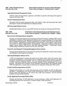 darrell s resume