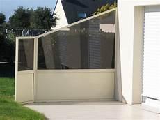 panneau coupe vent terrasse panneaux coupe vent pour terrasse brise vue lierre